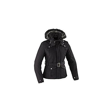 Textile Chaqueta Ixon RIVOLI-XL mujer, color negro: Amazon ...