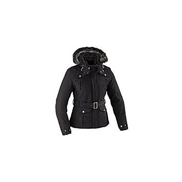 Textile Chaqueta Ixon RIVOLI-XL mujer, color negro: Amazon.es: Deportes y aire libre