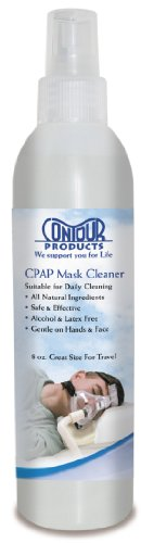 Contour Products CPAP Mask Spray Cleaner