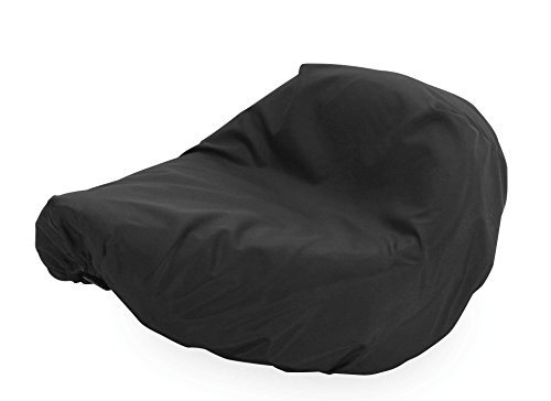 Mustang Motorcycle Seats Rain Cover (Standard Solo Seats) - Motorcycle Seat Cover