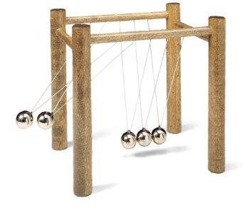 Newtonian Demonstrator- Newton's Cradle