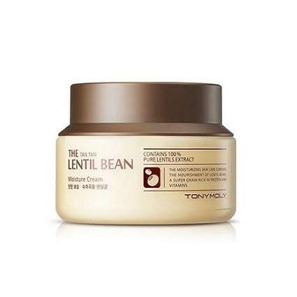 Crema Hidratante Extracto Lentejas - Lentil Bean - Tony Moly