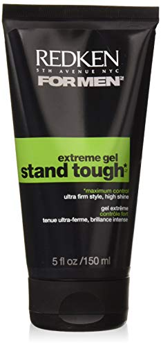 Redken Brews For Men Stand Tough Extreme Gel, 5 oz