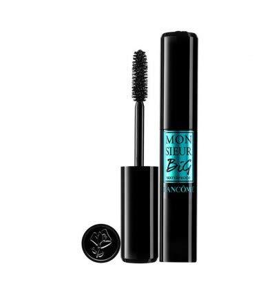 Lancome Waterproof Mascara - Lancome Monsieur Big Mascara Waterproof Black .33 Ounce Full Size