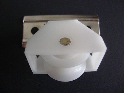 20 QTY: Small Cord Pulley for Roman, Pleated, or Australian - Australian Shades