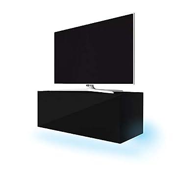 Lana Meuble Tv Suspendu Table Basse Tv Banc Tv De Salon 100 b01177360baf