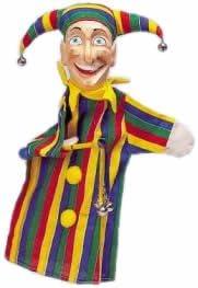Goki Marioneta De Mano, Bufón