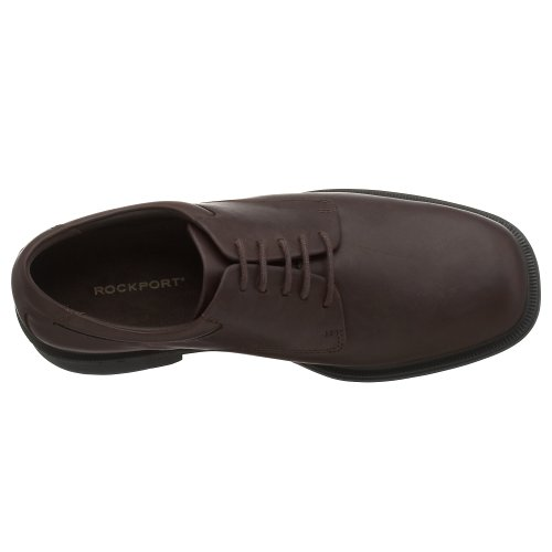 Rockport Hombres Margin Oxford Black Leather