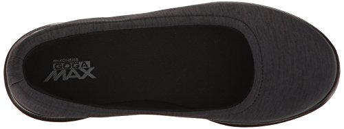 Step Walking Shoe Skechers Go Lite Black Womens Streak RUCWH