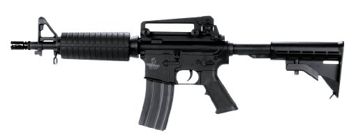lancer tactical m4 cqb combat ready aeg(Airsoft Gun)