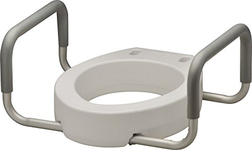 - NOVA Toilet Seat Elevator with Arms - Elongated