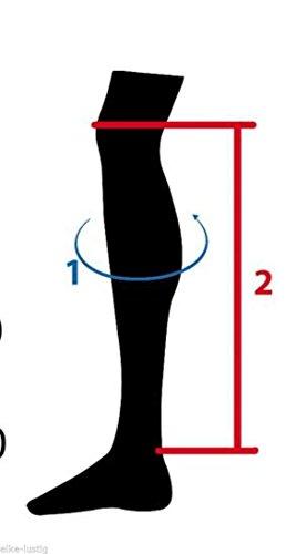 Bottes déquitation–GIJÓN, de longueur standard/échelle de taille 42