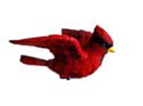 Cardinal Window Magnet (Ornament Magnet)