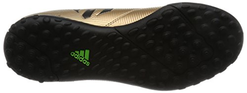 adidas Kinder Fussballschuhe MESSI 16.4 TF J COPPMT/CBLACK/SGREEN 34