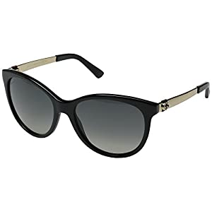 Gucci 3748S ANW Black 3784S Cats Eyes Sunglasses Lens Category 2