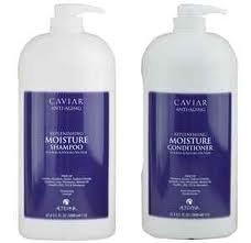 (Alterna Caviar DUO Moisture Shampoo 67.6 oz and Conditioner 67.6)
