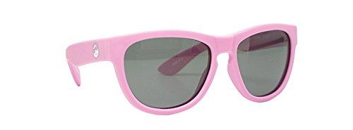 Minishades Polarized Classic Kids Sunglasses, Powder Pink N 3 Sunglasses