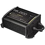 banks board - MinnKota MK 210D On-Board Battery Charger (2 Banks, 5 amps per bank)