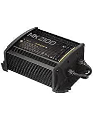 MinnKota MK 210D On-Board Battery Charger (2 Banks, 5 amps pe...