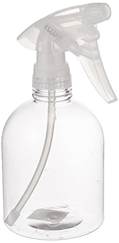 Soft 'n Style Plastic Clear Spray Bottle, 16 fl.oz. Capacity