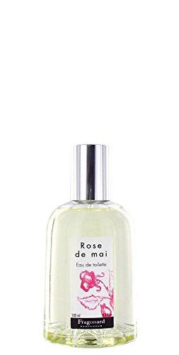 Fragonard Parfumeur Rose de Mai Eau de Toilette – 100 ml