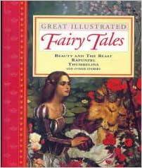 Znalezione obrazy dla zapytania Great Illustrated Fairy Tales