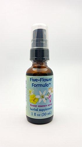 Flower Essence Services (FES) Five Flower Formula Spray