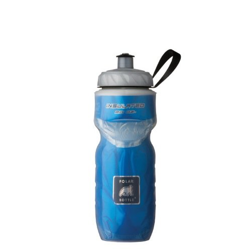 Polar Bottle Insulated Water Bottle (20-Ounce) (Blue)