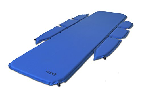 ENO - Eagles Nest Outfitters AirLoft Hammock Mattress, Hammock Accessory, Royal/Charcoal