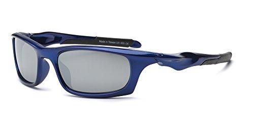 Real Kids 7STORYLP2 Storm P2 Sport Kindersonnenbrille, Größe 7+, Königsfarben