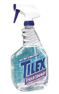 Tilex Fresh Shower Scent Daily Shower Cleaner 32 oz (Pack of 9) by Tilex