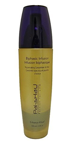 Absolute Black Color - PAI Shau Biphasic Infusion Rejuvenating Concentrate for Hair 120 Ml/4 Fl Oz by PAI SHAU by Pai Shau
