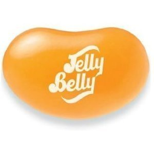 FirstChoiceCandy Jelly Belly Sunkist Orange Jelly Beans 1 Pound Resealable Bag