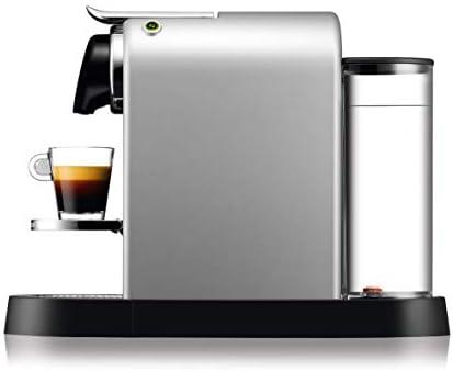 Krups Nespresso machine à café Machine à expresso autonome CITIZ argenté