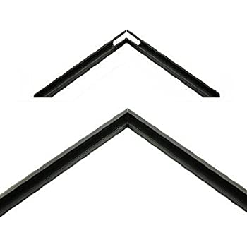 nielsen bainbridge metal frame kit black 11 in