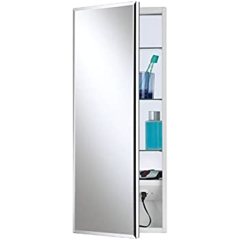 Amazon Com Jensen 704301 Meridian Medicine Cabinet With