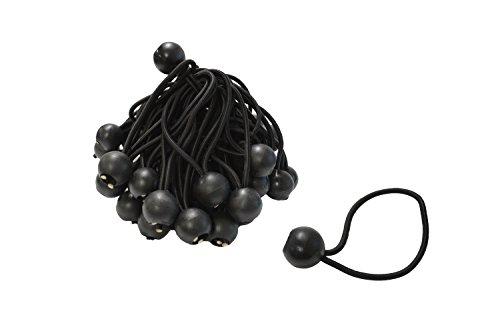 6' Bungee Balls (50 Pack)