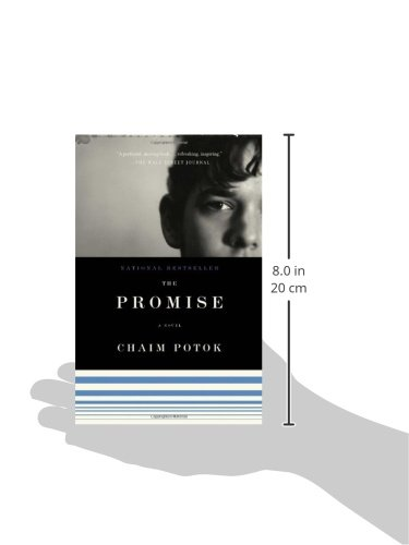 The promise chaim potok 9781400095414 amazon books fandeluxe Gallery