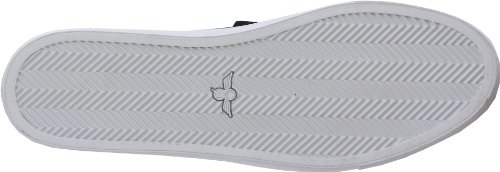 Creative Recreation Menns Porello Mote Sneaker Svart Seersucker