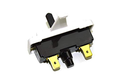 AZAP WP3977456 Push to Start Switch 3977456 fits Whirlpool Kenmore ()