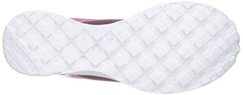 Maroon Pink Speedpak Women's Reebok Sublite Mystic Shoe Walking Poison White MTM 60q47qwa