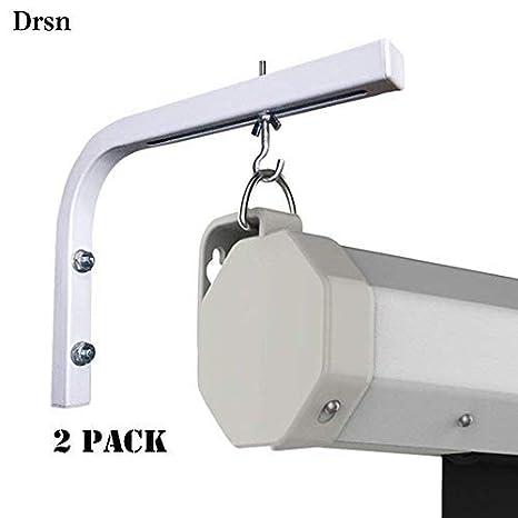 Amazon.com: Drsn - Soporte universal de pared para proyector ...