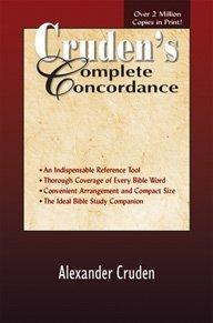 Cruden's Complete Concordance (For Il Trees Rockford Sale)