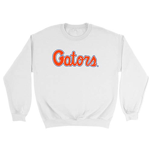 Official NCAA University of Florida Gators - PPFLA27, G.A.18000, WHT, S