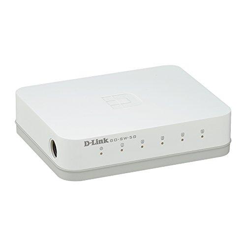 D-Link 5-Port Unmanaged Gigabit Switch (GO-SW-5G) by D-Link (Image #2)