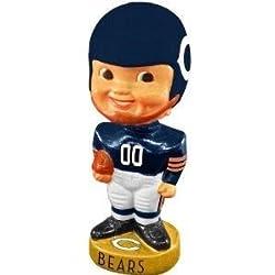 NFL Chicago Bears Legacy Bobblehead Figurine