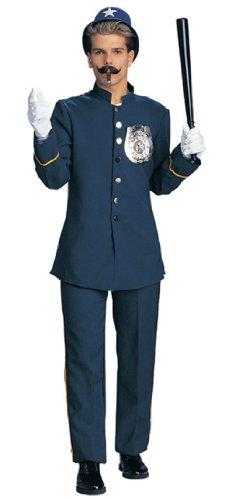 R15103 (XLarge) Keystone Cop Adult - Cop Costume Male