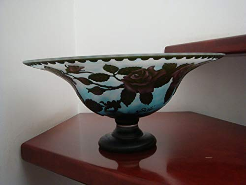 Very Beautiful. Emile Galle Compote by Generic (Image #5)