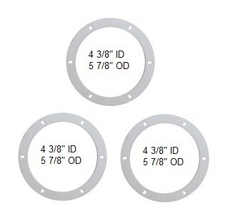 (Many Liotherm Pellet Stove Gasket, 6-Inches, 3 Pack)