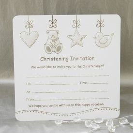 Christening invitations pack of 10 by jean barrington amazon christening invitations pack of 10 by jean barrington stopboris Image collections